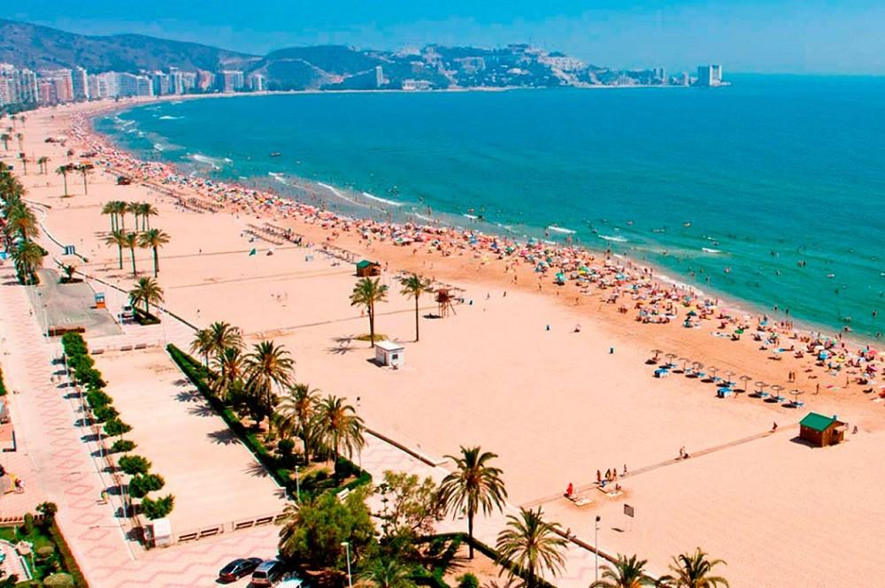 Cullera playa