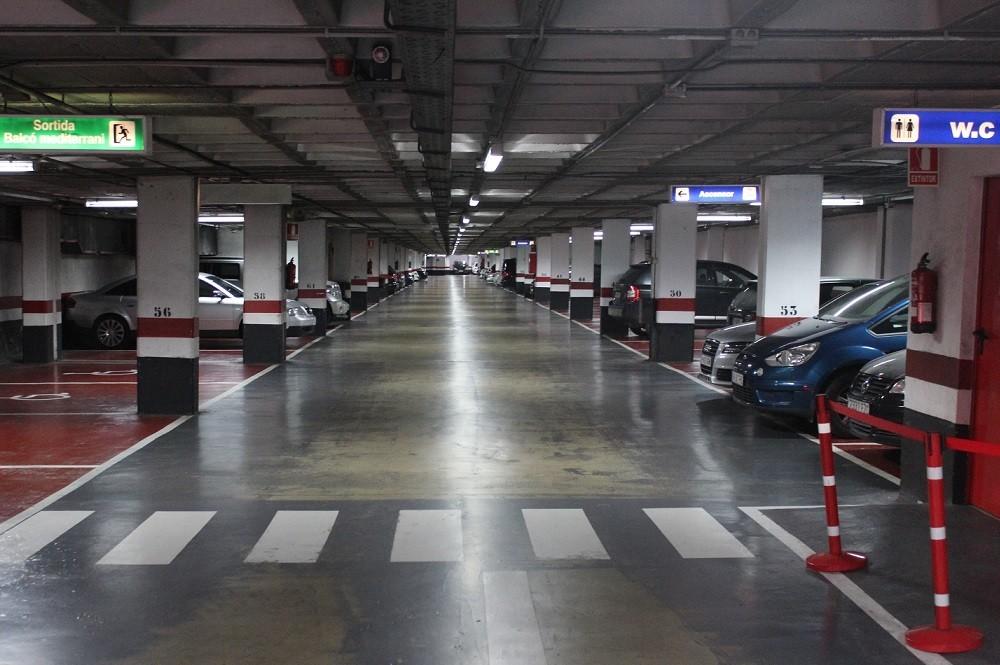 parking balc del mediterrani tarragona pavapark