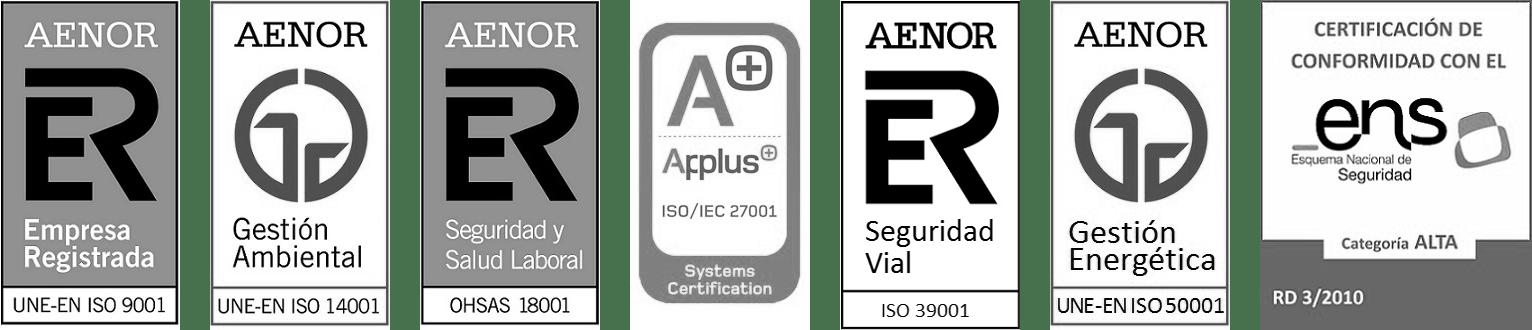 Certificaciones byn